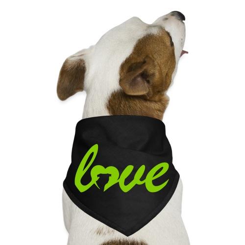 Dog Love - Dog Bandana