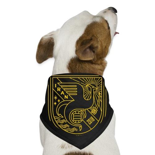 simorgh badge - Dog Bandana