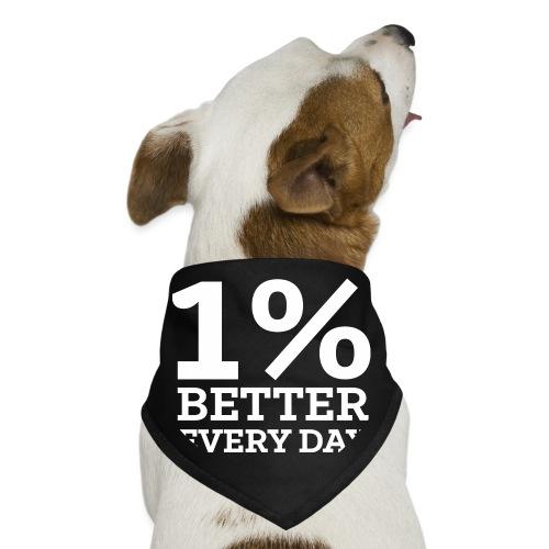 OPBED_Shirt 3_white - Dog Bandana