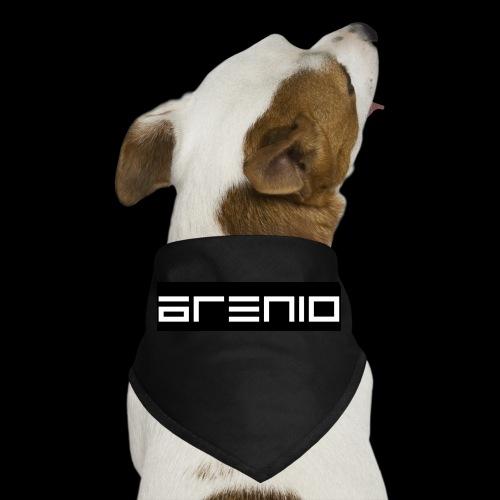 Arenio banner type logo - Dog Bandana