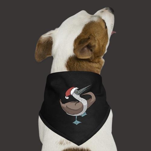 Boobie Bird Xmas Dance - Dog Bandana