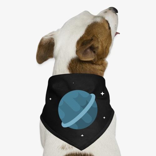 Tiny Blue Planet - Dog Bandana