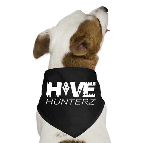 White Hive Hunterz Logo - Dog Bandana