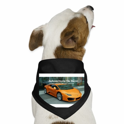 The jackson merch - Dog Bandana
