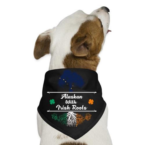 ALASKAN WITH IRISH ROOTS - Dog Bandana