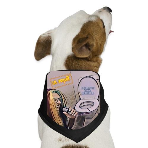 Toilet bowel sessions - Dog Bandana