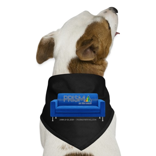 Blue Couch - Dog Bandana