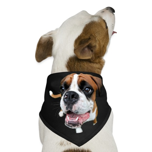Boxer Rex the dog - Dog Bandana
