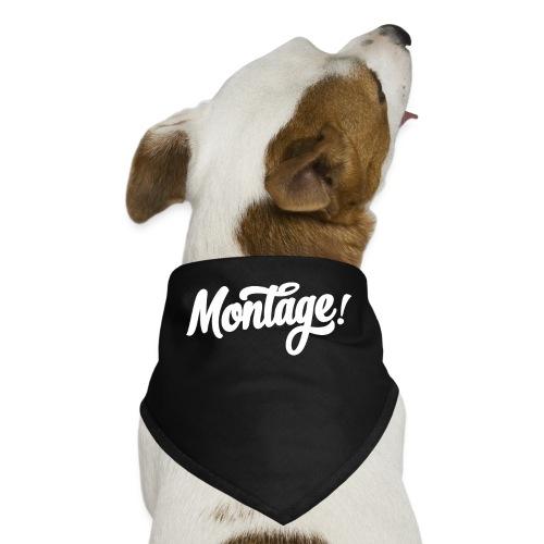 Montage - Dog Bandana