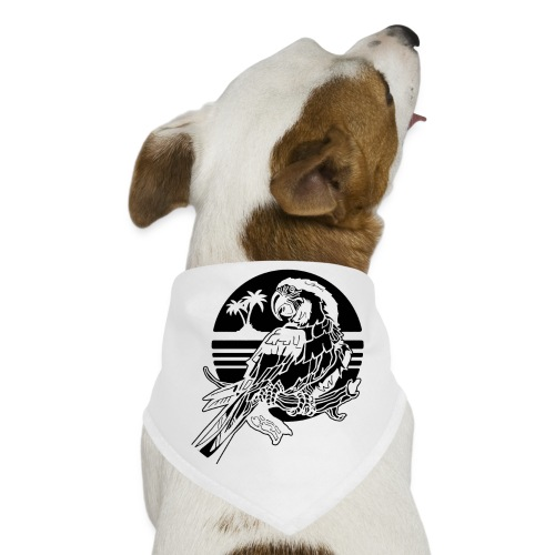 Tropical Parrot - Dog Bandana