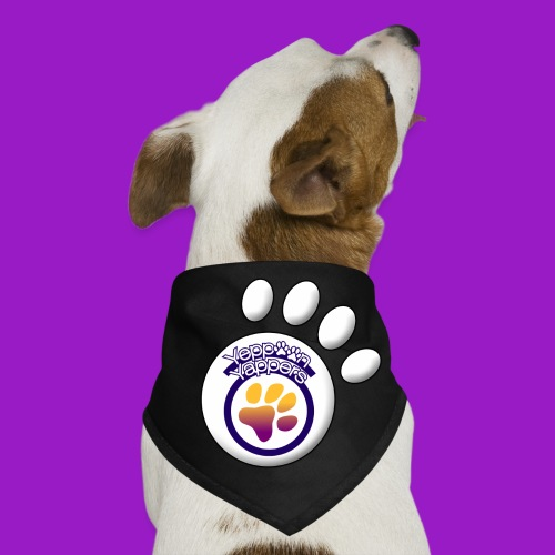 yapper logo shirts - Dog Bandana