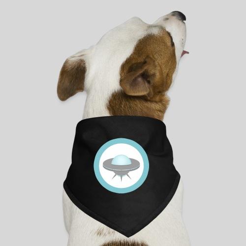ALIENS WITH WIGS - Small UFO - Dog Bandana