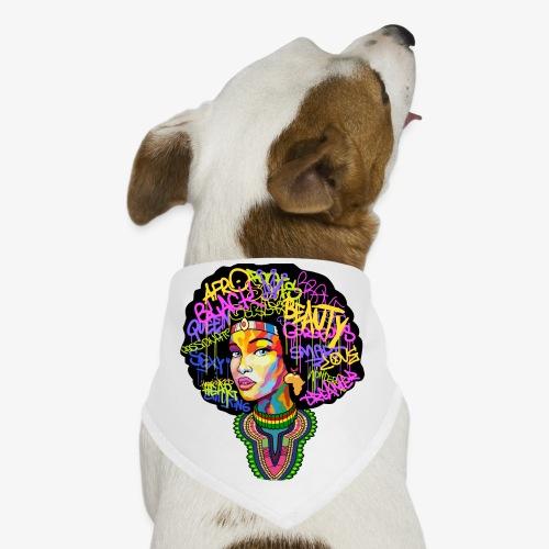 Afro Queen Dashiki - Dog Bandana