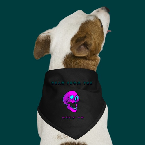 Dead from the neck up - Dog Bandana