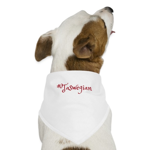 Taswegian Red - Dog Bandana