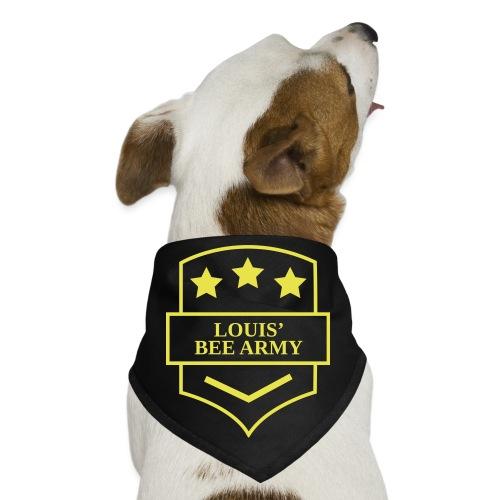 Louis' Bee Army - Dog Bandana