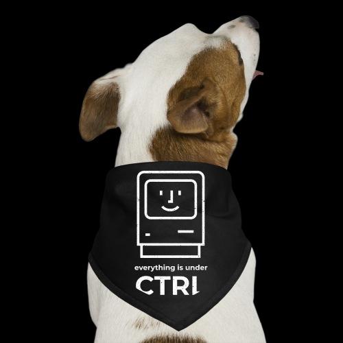 Everything is Under CTRL | Funny Computer - Dog Bandana