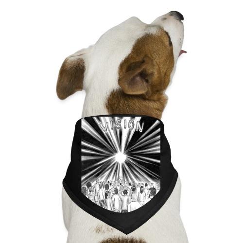 Black_and_White_Vision - Dog Bandana