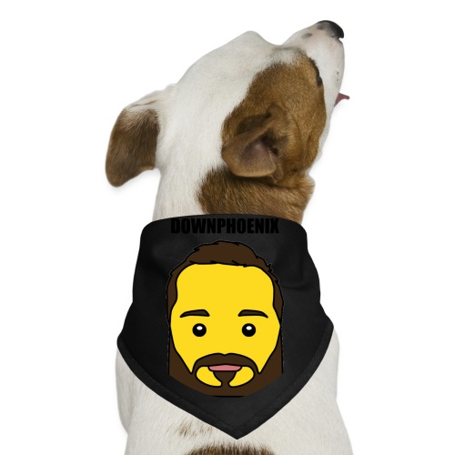 Downphoenix Face Mode - Dog Bandana