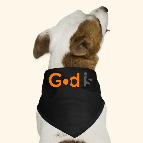 GOD IS #6 - Dog Bandana