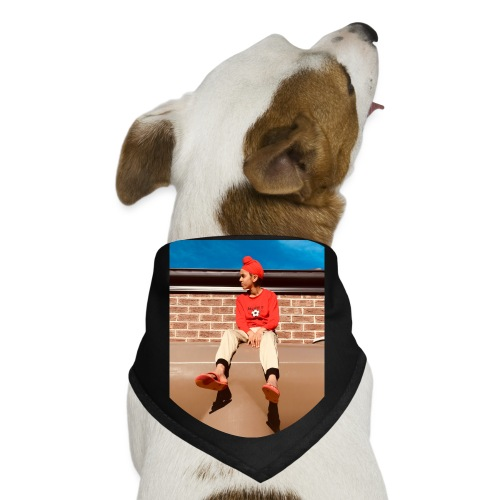 Flamin_Danger - Dog Bandana