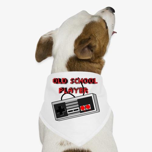 Old School Player - Dog Bandana