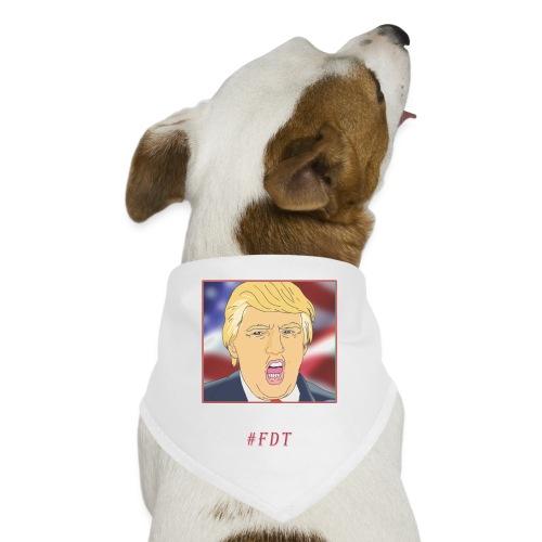 Fuck Donald Trump! - Dog Bandana
