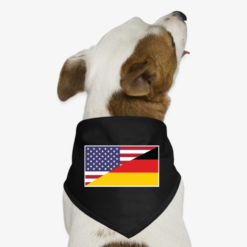 german american - Dog Bandana