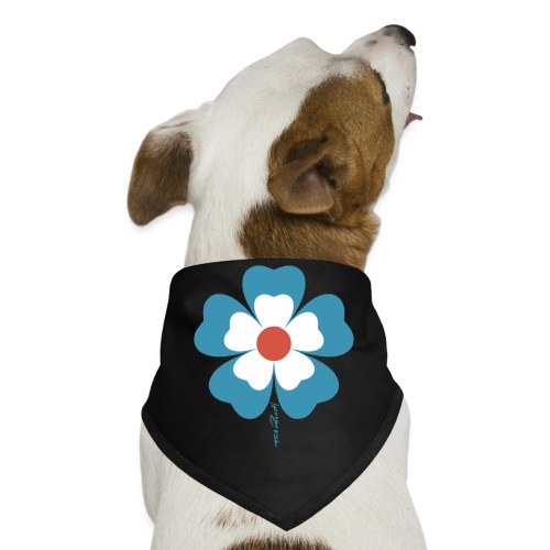 flower time - Dog Bandana