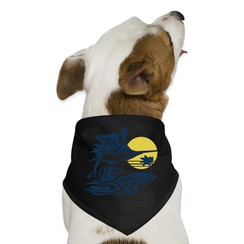 Sailfish - Dog Bandana