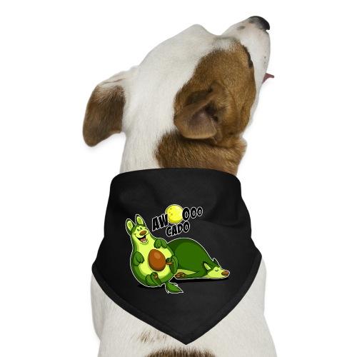 Awooocado - Dog Bandana