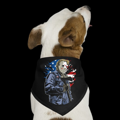 American Axe Killer - Dog Bandana