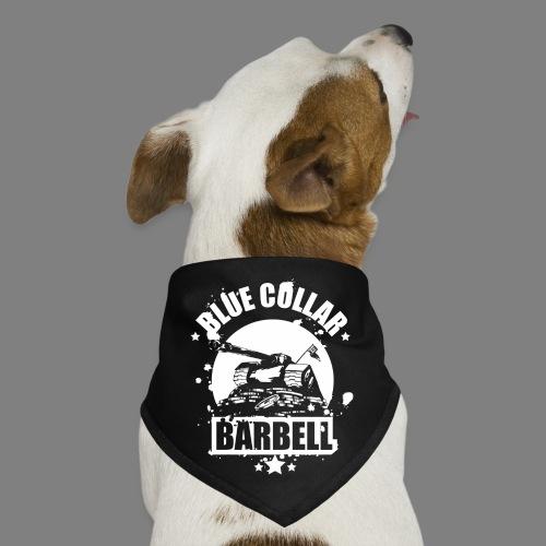 logo black shirts double - Dog Bandana