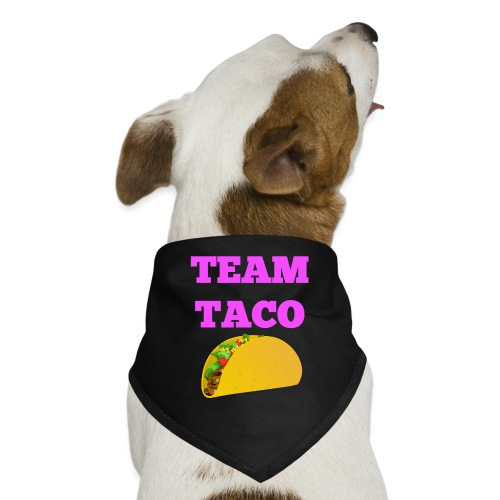 TEAMTACO - Dog Bandana