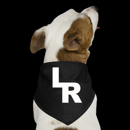 LR trademark - Dog Bandana