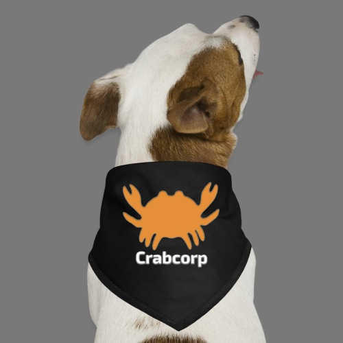 Crabcorp (Orange Logo) - Dog Bandana
