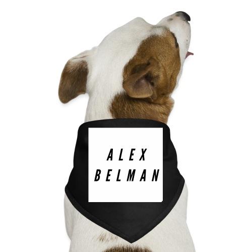 Alex Belman Logo - Dog Bandana