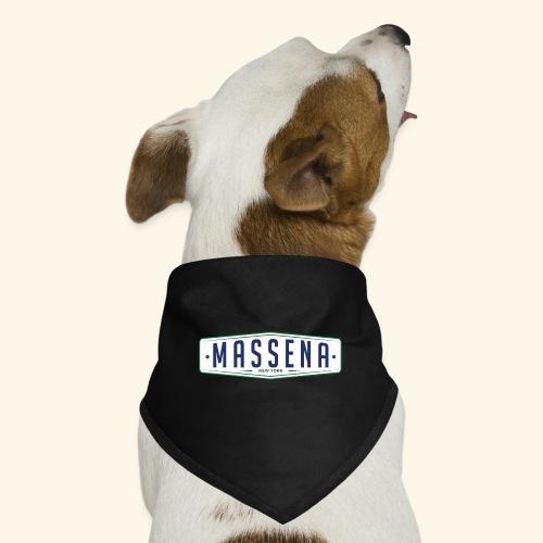 Massena Plate - Dog Bandana