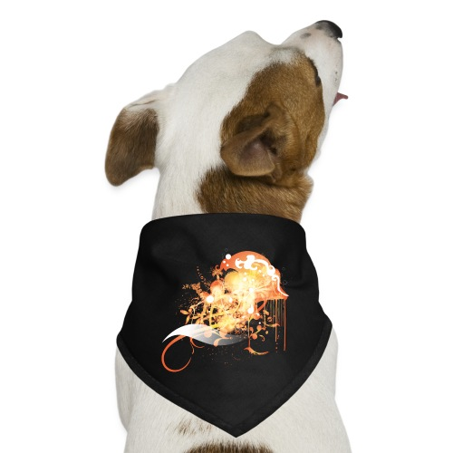 design action - Dog Bandana