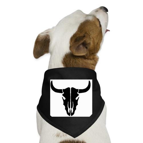Longhorn skull - Dog Bandana