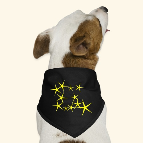 bright stars - Dog Bandana