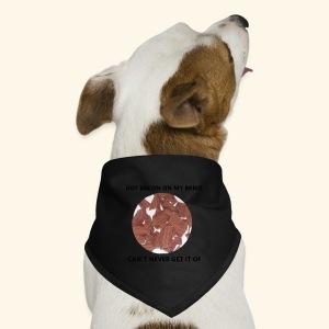 Got bacon on my mind. - Dog Bandana