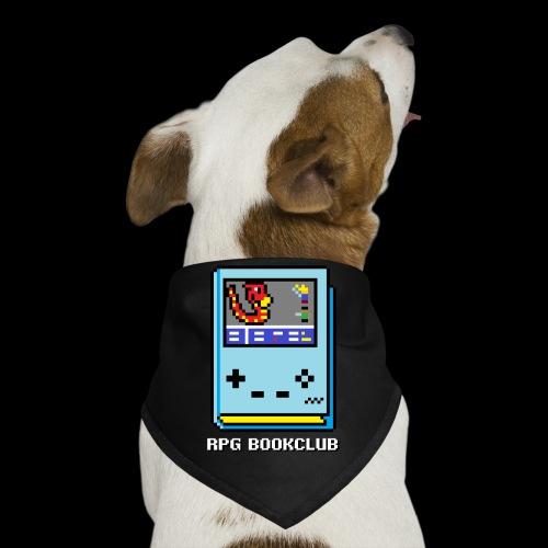 RPG Bookclub Logo - Dog Bandana