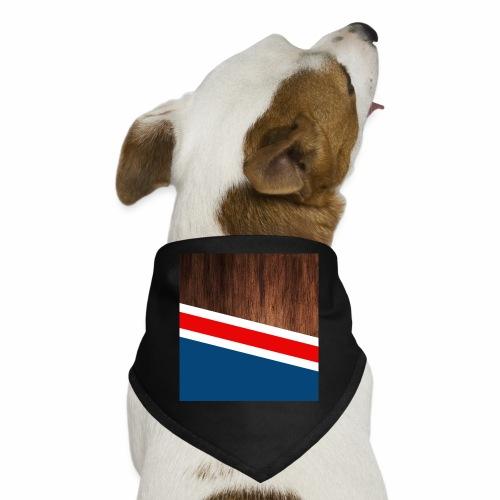 Wooden stripes - Dog Bandana