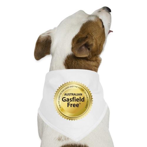 AGF Organic T Shirt - Traditional - Dog Bandana