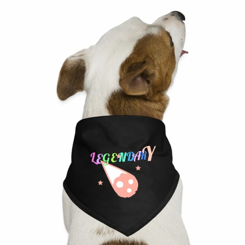 Legendary - Dog Bandana