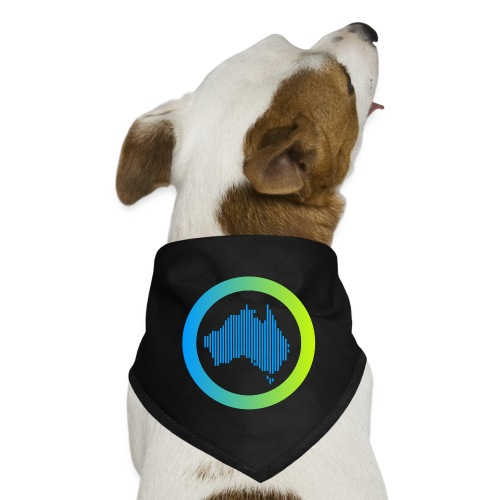 Gradient Symbol Only - Dog Bandana