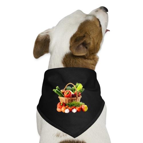 Vegetable transparent - Dog Bandana