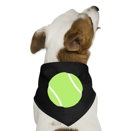 tennis ball - Dog Bandana