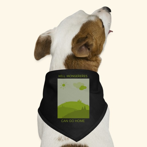Hill mongereres - Dog Bandana